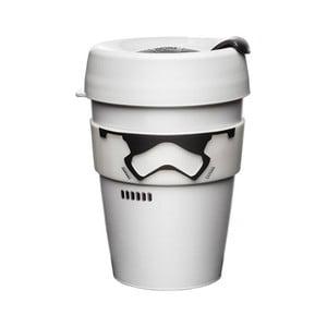 Cestovní hrnek s víčkem KeepCup Star Wars Stormtropper Brew, 340 ml