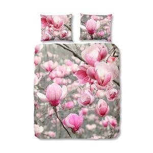 Bavlněné povlečení na dvoulůžko Muller Textiels Magnolia, 200 x 200 cm