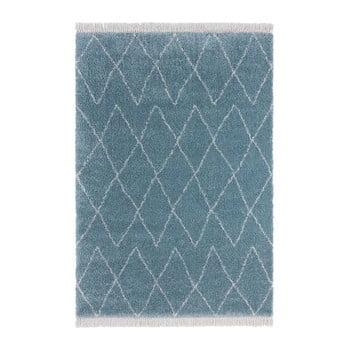 Covor Mint Rugs Galluya, 80 x 150 cm, albastru