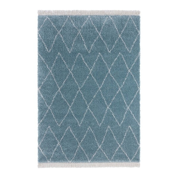 Modrý koberec Mint Rugs Galluya, 160x230cm