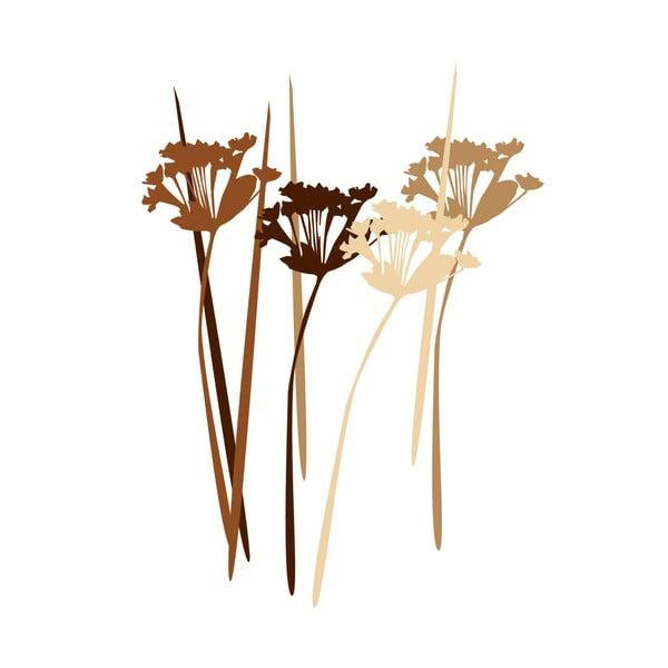 Samolepka Natural Grasses