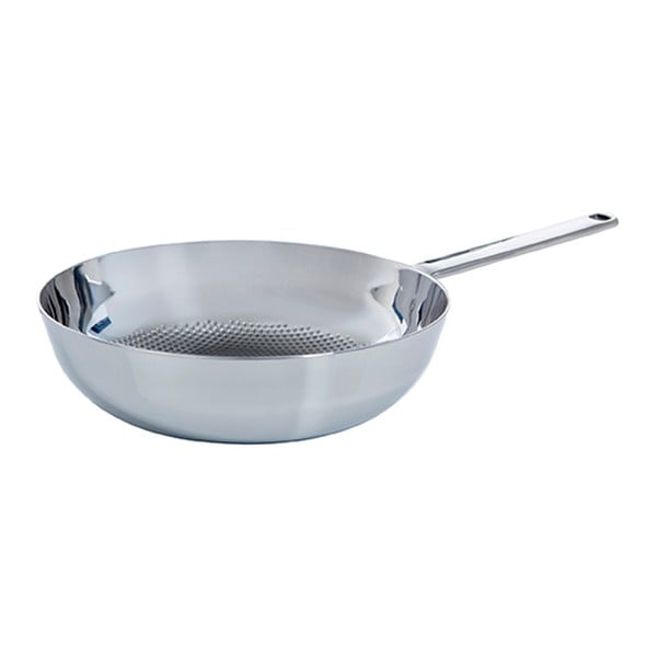 Nerezová pánev BK Cookware Conical Deluxe Frying, 30 cm