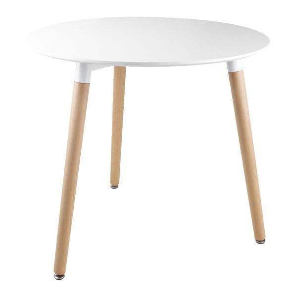 Odkládací stolek Dinner White