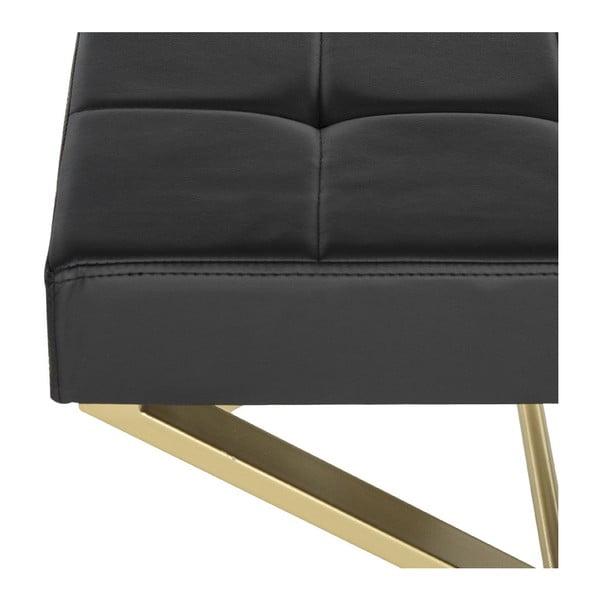 Stolička X-Bench, černá