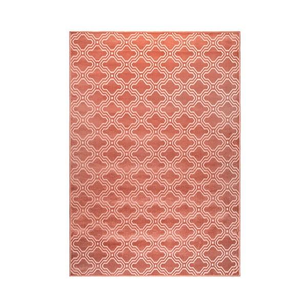Covor White Label Feike, 160 x 230 cm, roz