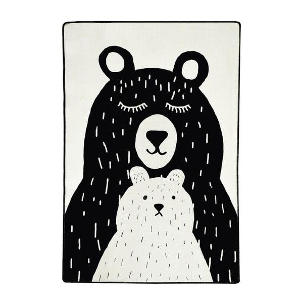 Dywan dla dzieci Bears, 140x190 cm