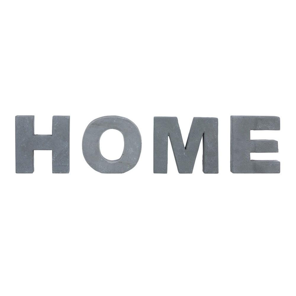 Dekorativní nápis SOB Home