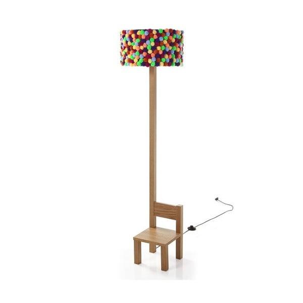 Stojací lampa Toraki Pon Pon