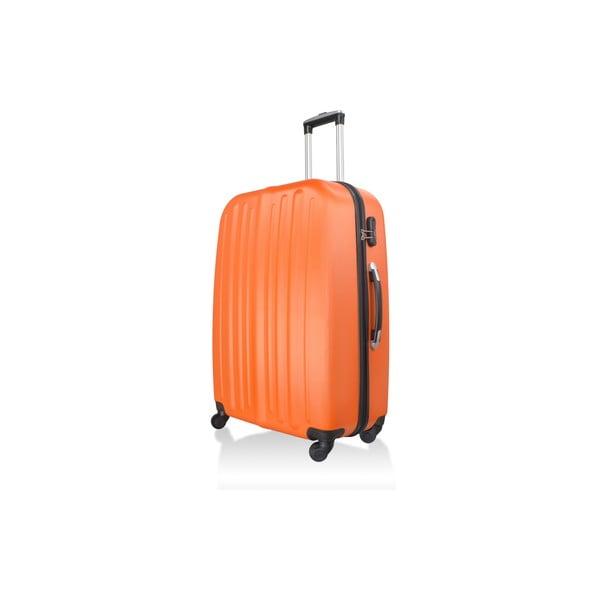 Sada 3 kufrů Integre Orange, 114 l/75 l/46 l