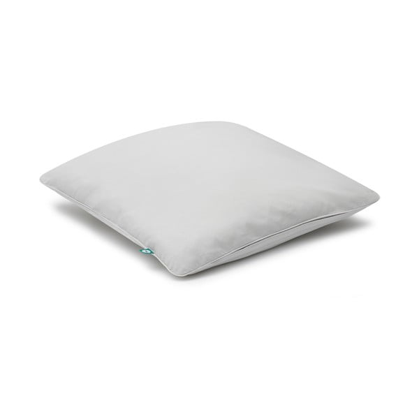 Popolavosivá obliečka na vankúš Mumla Basic, 70×80 cm