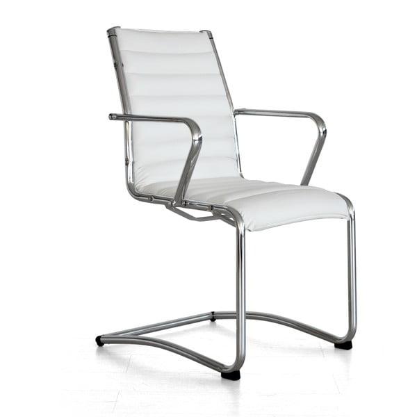 Pracovní židle Pandora, bílá