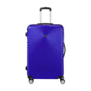 Fialový kufr na kolečkách Murano Traveller, 75 x 46 cm