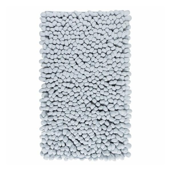 Šedá koupelnová předložka Bodhi, 70 x 120 cm