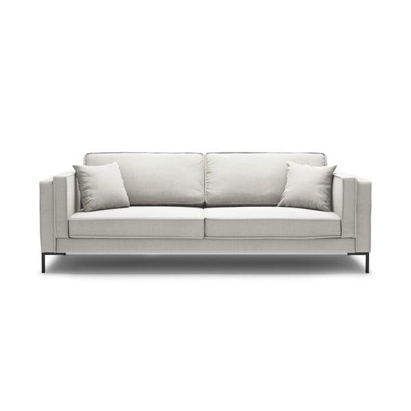 Beżowa 3-osobowa sofa Milo Casa Attilio