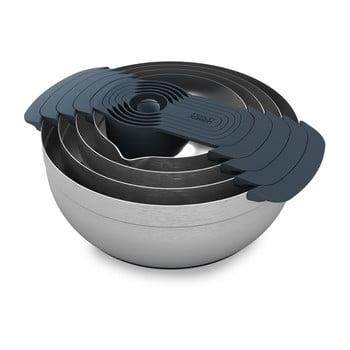 Set cu 9 accesorii din oțel pentru bucătărie Joseph Joseph Nest de la Joseph Joseph