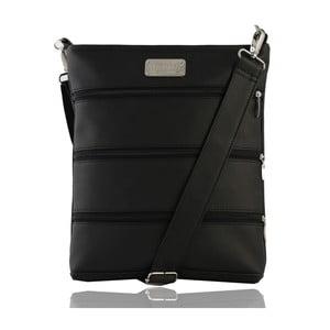 Černá kabelka Dara bags Dariana Big No.59