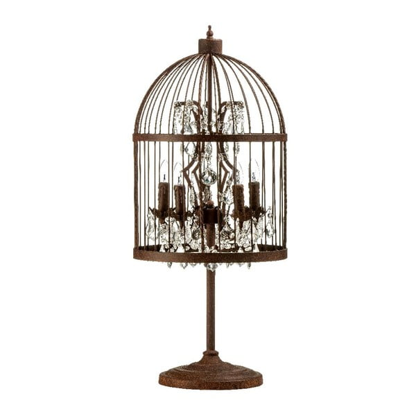Stolní lampa Antique Birdcage
