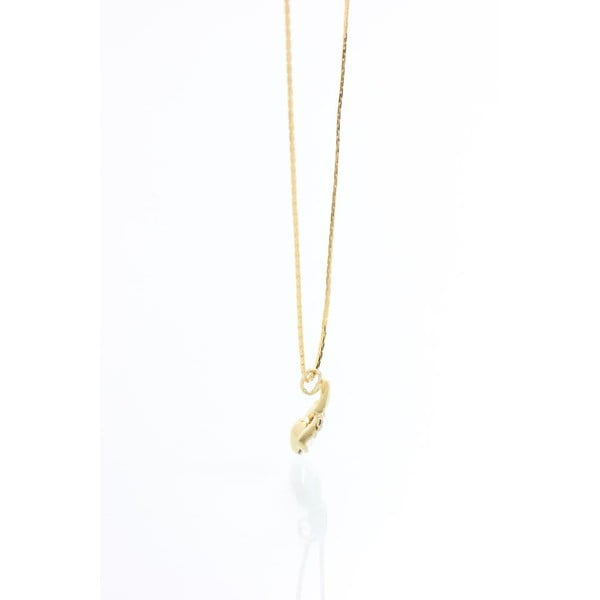 Náhrdelník se Swarovski krystaly Yasmine Golden Bug