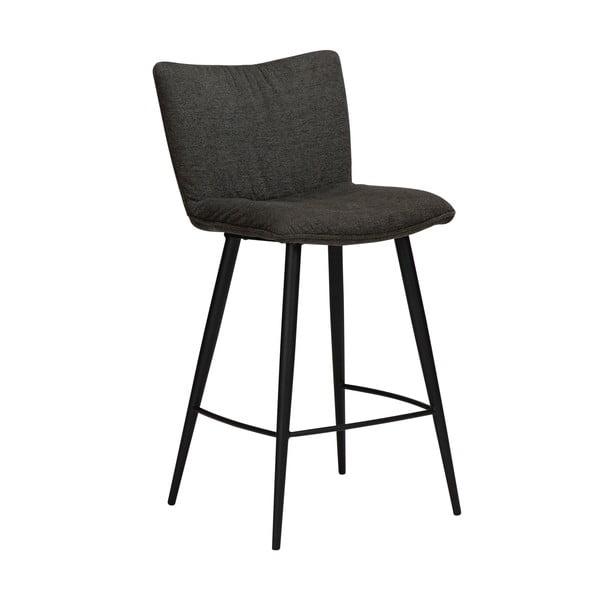 Černá barová židle DAN-FORM Denmark Join