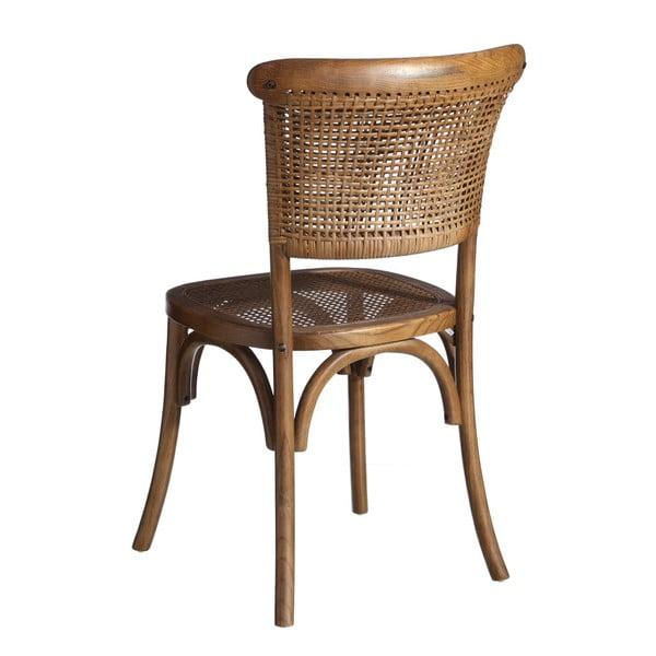 Jídelní židle z jilmového dřeva Ixia Elm