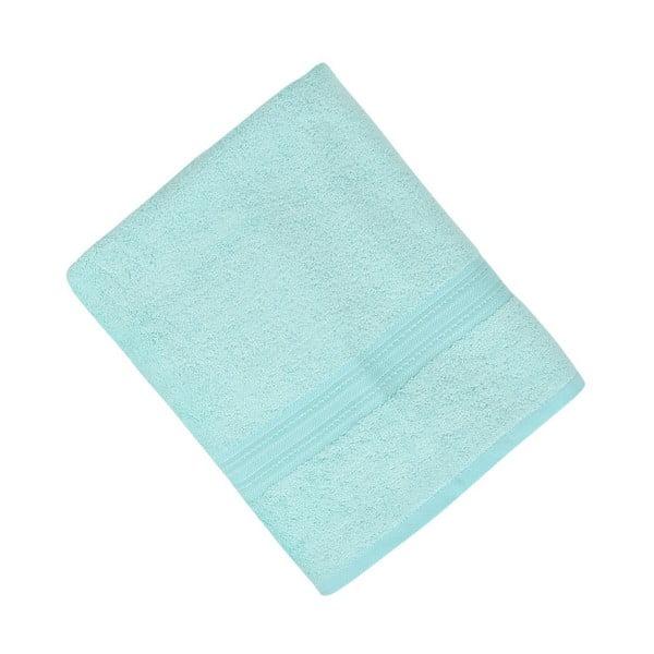 Niebieski ręcznik Lavinya, 70x140 cm