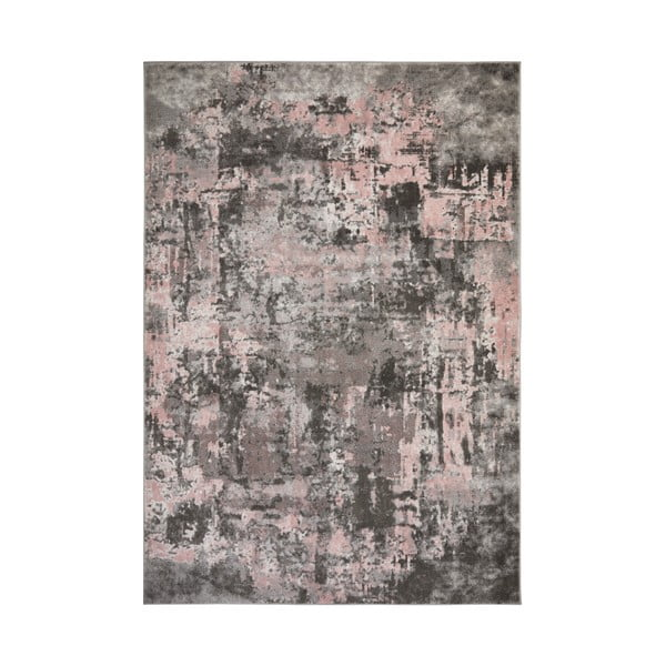 Covor Flair Rugs Wonderlust, 160 x 230 cm, gri - roz
