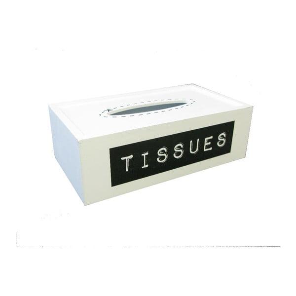 Box na kapesníčky Tissue Label