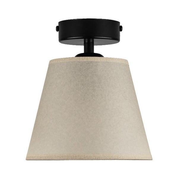 IRO Parchment világosszürke mennyezeti lámpa, ⌀ 16 cm - Sotto Luce