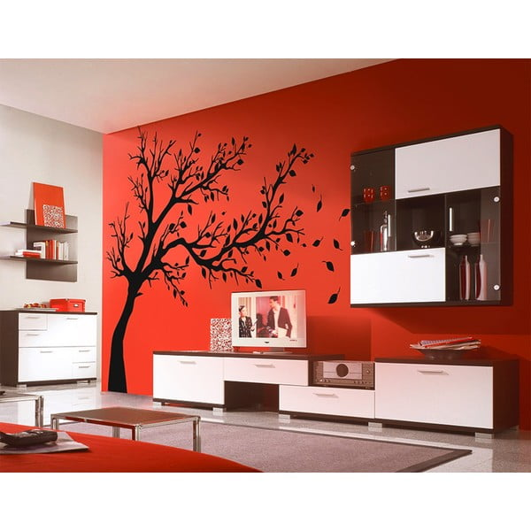 Samolepka Podzimní strom, 294 x 200 cm