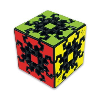 Cub puzzle RecentToys Gear Cube imagine