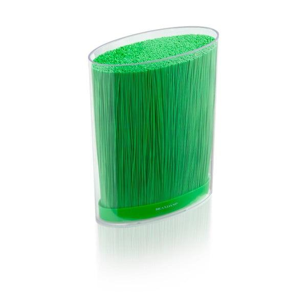 Zelený blok na nože Brandani