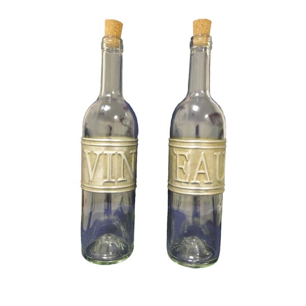 Sada 2 lahví na vodu Antic Line Water