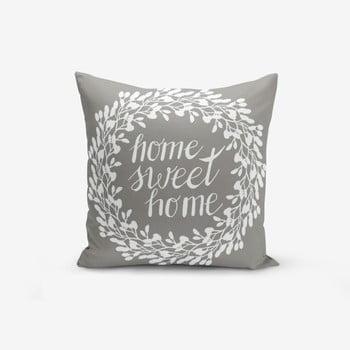 Față de pernă Minimalist Cushion Covers Sweet Home, 45 x 45 cm de la Minimalist Cushion Covers