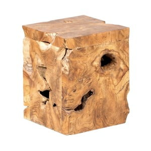 Zahradní stolička z teakového dřeva Massive Home Treb Oniot