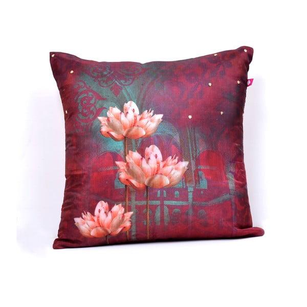Povlak na polštář Blissful Lotus, 40x40 cm