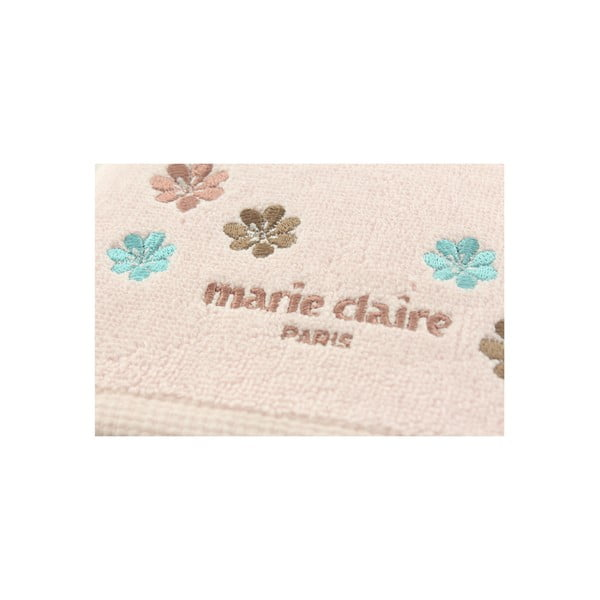 Ručník Marie Claire, 50x90 cm, růžový