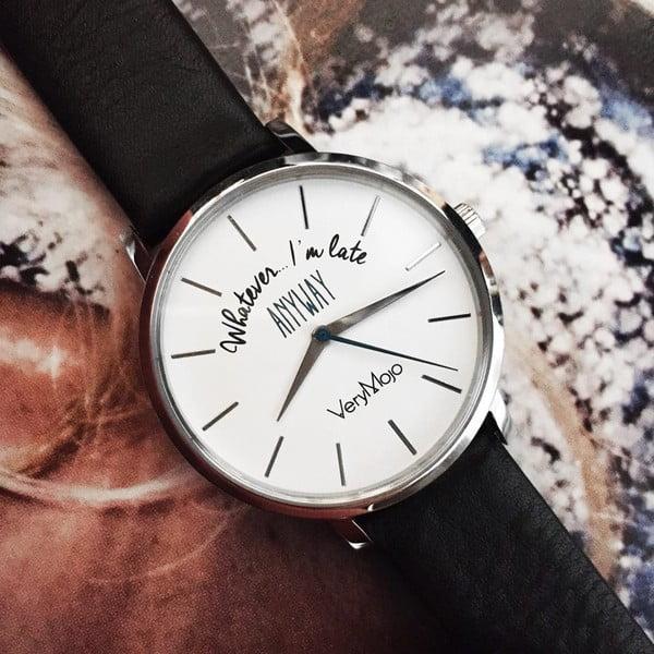 Černé hodinky VeryMojo Whatever