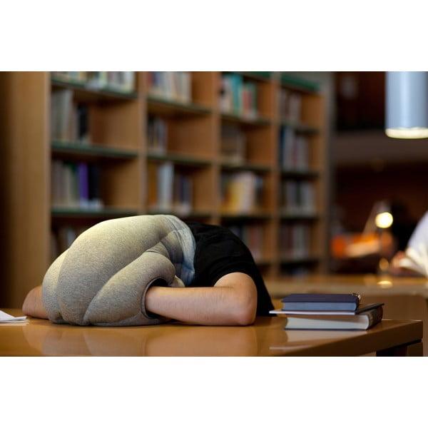 Pštrosí polštář Sleepy Blue