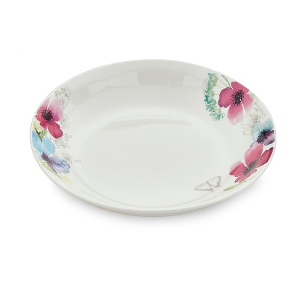 Porcelánová miska Cooksmart ® Chatsworth Floral, ø 22,5 cm