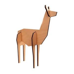 Dřevěná figurka ve tvaru lamy Vox Kids