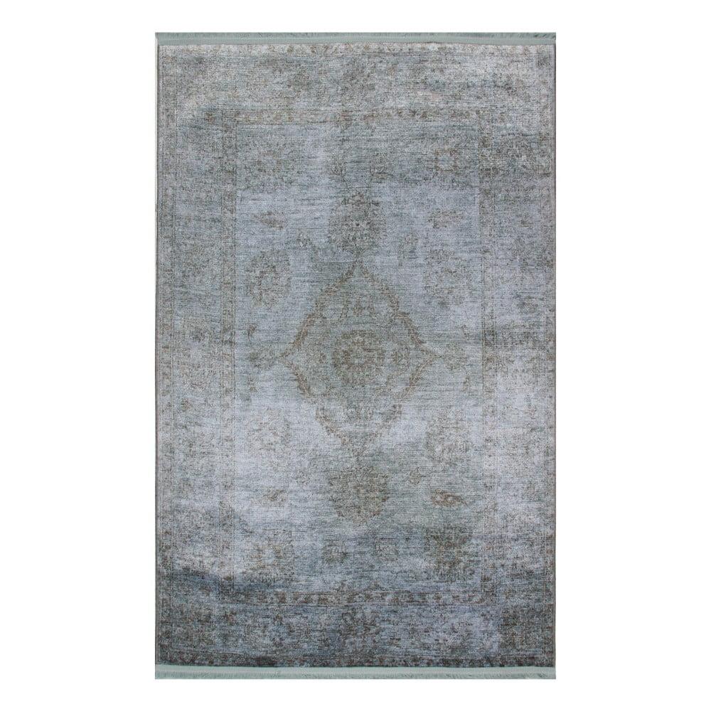 Šedý koberec Eco Rugs Kierra, 120 x 180 cm