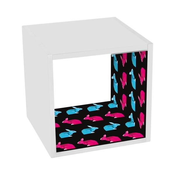 Odkládací stolek Geometric Rabbit