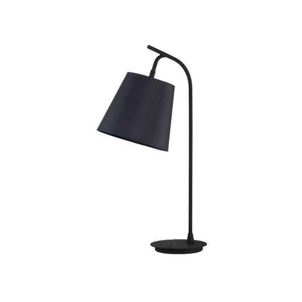 Stolní lampa Simple Black/Metal