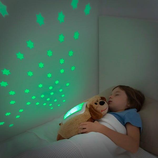 Dog LED kivetítő plüssből, gyerekeknek - InnovaGoods