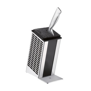 Bloc pentru cuțite din oțel inoxidabil Cromargan® WMF, înălțime 22 cm