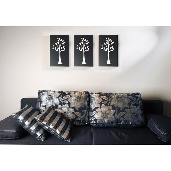 Nástěnná dekorace C-tru B&W Tree