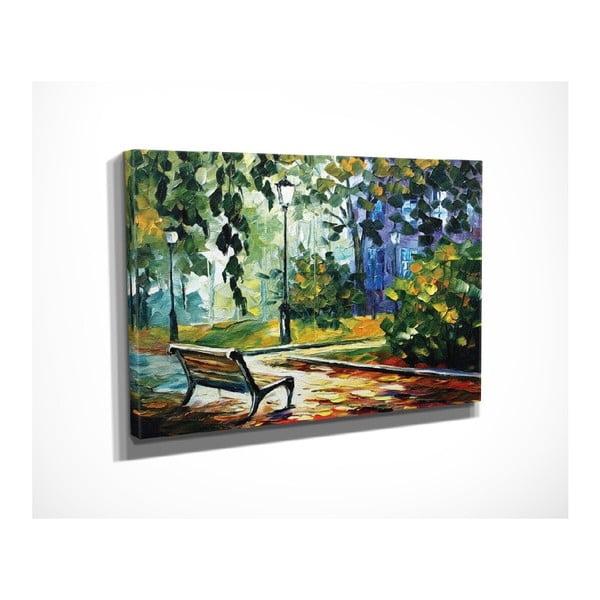 Park vászon fali kép, 40 x 30 cm