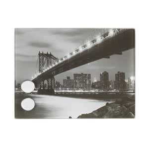 Cutie cu magnet pentru chei Wenko Manhattan Bridge
