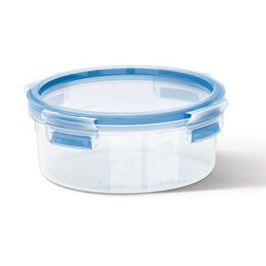 Box na uskladnění jídla Clip&Close Round, 0.85 l
