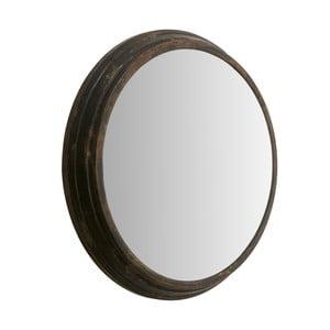 Zrcadlo Antique, černá patina